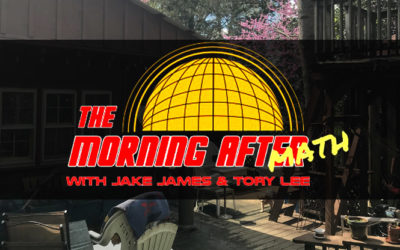 Episode 1- The Morning Aftemath Podcast!