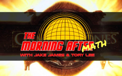 Episode 2 – The Morning Aftemath Podcast!
