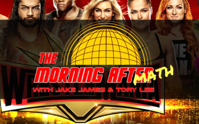Episode 3 – The Morning Aftemath Podcast!