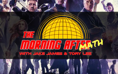 Episode 6 – The Morning Aftemath Podcast!
