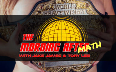 Episode 10 – The Morning Aftemath Podcast!
