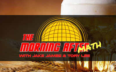 Episode 8 – The Morning Aftemath Podcast!